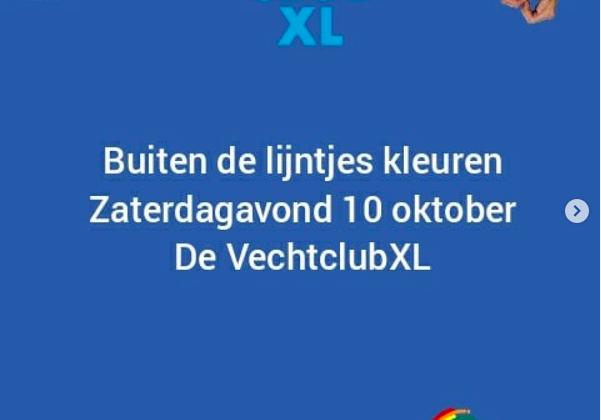 10-okt Utrecht Rainbow Festival: Buiten de lijntjes kleuren